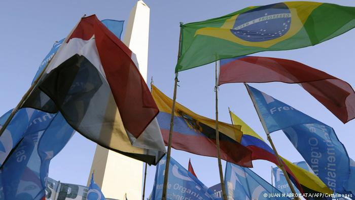 América Latina ante la recesión económica