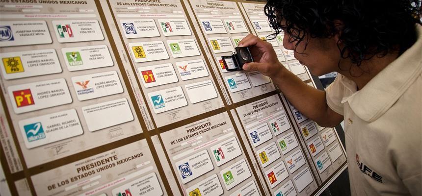 Reforma electoral en México