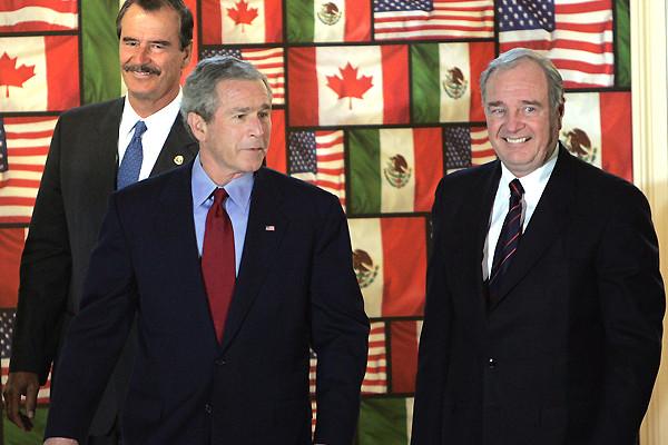 Acuerdo para la Seguridad y Prosperidad en América del Norte (ASPAN), 2005