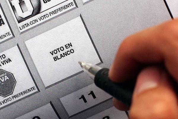 El movimiento por la anulación del voto, Ligia Tavera